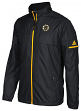 Boston Bruins Adidas NHL Men's 2017 Authentic Full Zip Rink Jacket