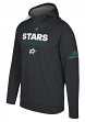 Dallas Stars Adidas NHL Men's 2017 Authentic Pro Hooded Sweatshirt