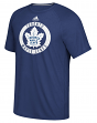 """Toronto Maple Leafs Adidas NHL """"Practice""""  Climalite Performance S/S T-Shirt"""