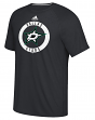"Dallas Stars Adidas NHL ""Practice""  Climalite Performance S/S T-Shirt"