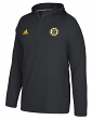 Boston Bruins Adidas NHL Men's 2017 Authentic Training Hooded Sweatshirt
