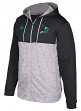 "San Jose Sharks Adidas NHL Men's ""Blocking"" Full Zip Hooded Sweatshirt"