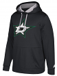 "Dallas Stars Adidas NHL Men's ""Checking"" Pullover Hooded Sweatshirt"