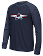 "Colorado Avalanche Adidas NHL ""Resurface"" Men's Climalite L/S T-Shirt"