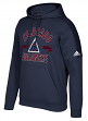 "Colorado Avalanche Adidas NHL Men's ""Misconduct"" Pullover Hooded Sweatshirt"