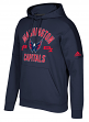 "Washington Capitals Adidas NHL Men's ""Misconduct"" Pullover Hooded Sweatshirt"