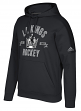 "Los Angeles Kings Adidas NHL Men's ""Misconduct"" Pullover Hooded Sweatshirt"