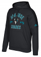 "San Jose Sharks Adidas NHL Men's ""Misconduct"" Pullover Hooded Sweatshirt"
