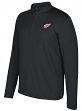 "Detroit Red Wings Adidas NHL Men's ""Ice Skills"" 1/4 Zip Pullover Sweatshirt"