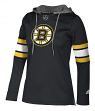 "Boston Bruins Women's NHL Adidas ""Crewdie"" Pullover Hooded Sweatshirt"