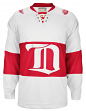 "Detroit Red Wings CCM Adidas NHL Men's ""Team Classic"" Authentic White Jersey"