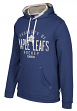 "Toronto Maple Leafs CCM NHL ""Five Hole"" Men's Pullover Hooded Sweatshirt"