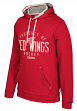 "Detroit Red Wings CCM NHL ""Five Hole"" Men's Pullover Hooded Sweatshirt"
