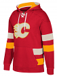 "Calgary Flames CCM NHL ""Penalty Kill"" Men's Vintage Jersey Sweatshirt"