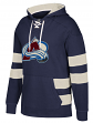 "Colorado Avalanche CCM NHL ""Penalty Kill"" Men's Vintage Jersey Sweatshirt"