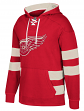"Detroit Red Wings CCM NHL ""Penalty Kill"" Men's Vintage Jersey Sweatshirt"