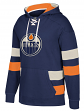 "Edmonton Oilers CCM NHL ""Penalty Kill"" Men's Vintage Jersey Sweatshirt"