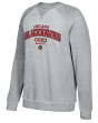 "Chicago Blackhawks CCM NHL Men's ""Practice"" Crew Fleece Sweatshirt"