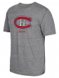 "Montreal Canadiens CCM ""Heritage Logo"" Distressed Premium Tri-Blend T-Shirt"