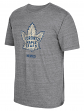Toronto Maple Leafs CCM Heritage Alternate Distressed Premium Tri-Blend T-Shirt