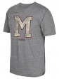 "Montreal Maroons CCM ""Heritage Logo"" Distressed Premium Tri-Blend T-Shirt"