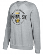 "Boston Bruins CCM NHL Men's ""Classic Six"" Crew Fleece Sweatshirt"