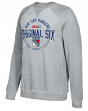 "New York Rangers CCM NHL Men's ""Classic Six"" Crew Fleece Sweatshirt"