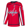 Alex Ovechkin Washington Capitals Adidas NHL Men's Authentic Red Hockey Jersey