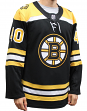 Tuuka Rusk Boston Bruins Adidas NHL Men's Authentic Black Hockey Jersey