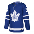 Auston Matthews Toronto Maple Leafs Adidas NHL Men's Authentic Blue Jersey