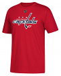 Nicklas Backstrom Washington Capitals Adidas NHL Men's Red Player T-Shirt