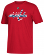 Braden Holtby Washington Capitals Adidas NHL Men's Red Player T-Shirt