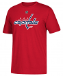 Alex Oveckhin Washington Capitals Adidas NHL Men's Red Player T-Shirt