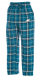 "Philadelphia Eagles NFL ""Huddle"" Men's Flannel Pajama Pants"