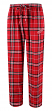 "Detroit Red Wings NHL ""Huddle"" Men's Flannel Pajama Pants"