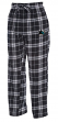 "San Jose Sharks NHL ""Huddle"" Men's Flannel Pajama Pants"