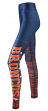 "Denver Broncos Women's NFL ""Yard Lines"" Leggings Yoga Pants"