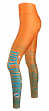 "Miami Dolphins Women's NFL ""Yard Lines"" Leggings Yoga Pants"
