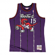 Vince Carter Toronto Raptors Mitchell & Ness NBA Throwback Jersey - Purple