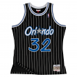 Shaquille O'Neal Orlando Magic Mitchell & Ness NBA Throwback Jersey - Black