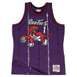 Tracy McGrady Toronto Raptors Mitchell & Ness NBA Throwback Jersey - Purple