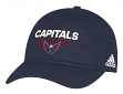 Washington Capitals Adidas NHL Authentic Slouch Adjustable Hat