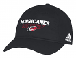 Carolina Hurricanes Adidas NHL Authentic Slouch Adjustable Hat