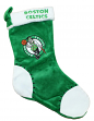 Boston Celtics 2017 NBA Basic Logo Plush Christmas Stocking