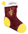 Cleveland Cavaliers 2017 NBA Basic Logo Plush Christmas Stocking