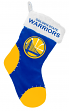 Golden State Warriors 2017 NBA Basic Logo Plush Christmas Stocking