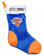 New York Knicks 2017 NBA Basic Logo Plush Christmas Stocking