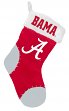 Alabama Crimson Tide 2017 NCAA Basic Logo Plush Christmas Stocking