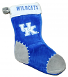 Kentucky Wildcats 2017 NCAA Basic Logo Plush Christmas Stocking