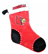 Louisville Cardinals 2017 NCAA Basic Logo Plush Christmas Stocking